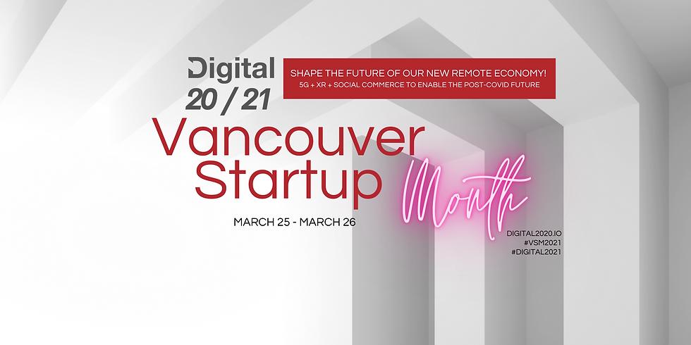 "Digital 20/21 Virtual Exhibition ""5GAI + XR + Social Commerce to Enable the Post-COVID Future """
