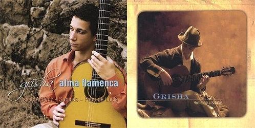 Both CDs - Autographed