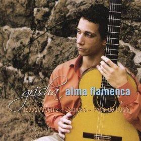 Alma Flamenca - Autographed