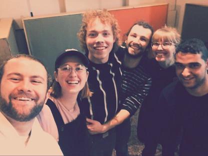 Dubway Studios session