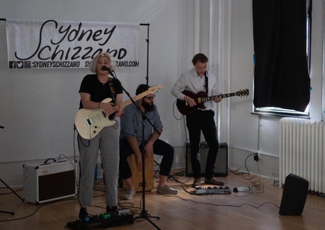 Sydney Schizzano Album Release Party