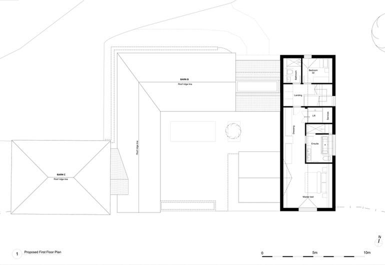 330 (GA) 01-Proposed First Floor Plan (P