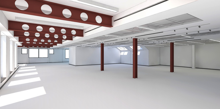 10 Slingsby Place - Office Floor