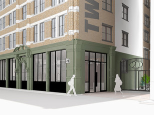 Southwark planning application submitted