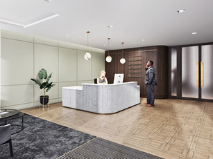 Howard De Walden office complete