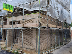 Clarendon brickwork