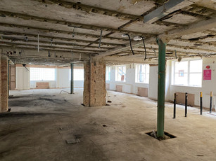 Southwark strip out complete