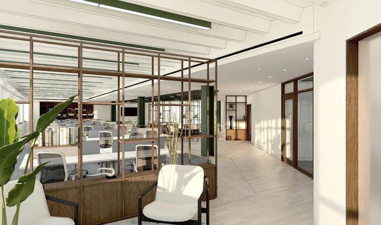 14 Upper St. Martins Lane - Office Floor