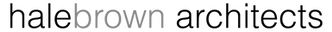 halebrown architects logo.png