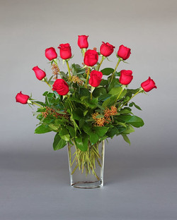 Red rose doz CD058