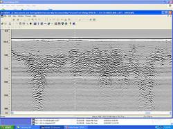 Sample GPR Data