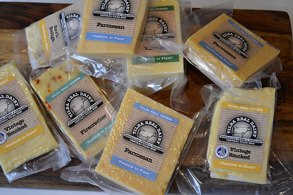 Tilba Premium Cheese (From $6)