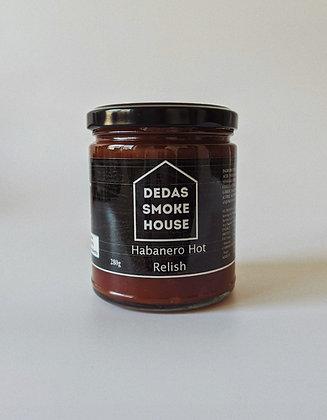 Habanero Hot Relish