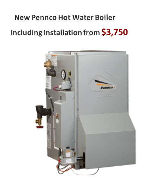 Pennco Hot Water Boiler