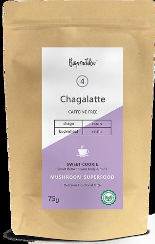 """Chagalatte №4"" Sweet Cookie"