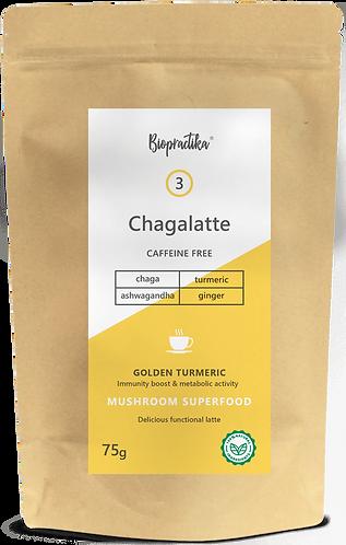 """""""Chagalatte №3"""" Golden Turmeric"""