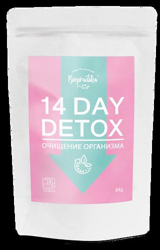"""""""DETOX 14 DAY"""" ОЧИЩЕНИЕ ОРГАНИЗМА"""