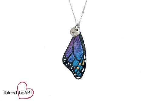 Starry Monarch Necklace
