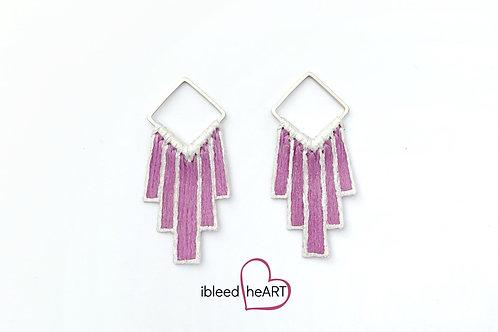 Art Deco - Purple Pink