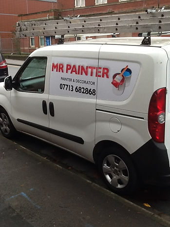 A Painter and Decorator in Stoke on Trent