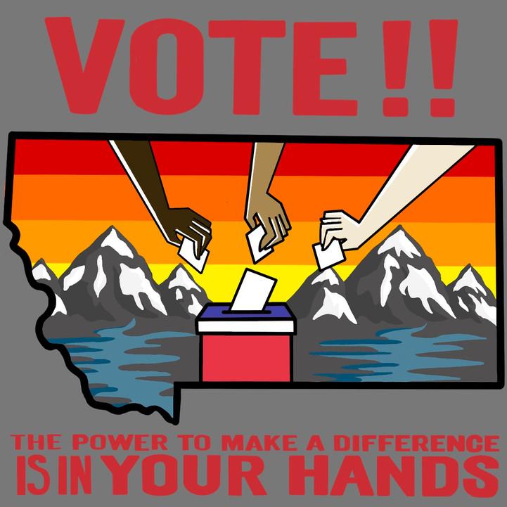 Vote!! - LaAnnabra Wapsheli