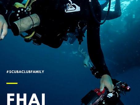 #scubaclubfamily ทำความรู้จักกับชาวสคูบ้าคลับ
