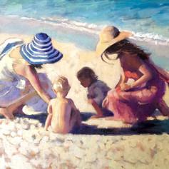 Sorrento Beach Morning