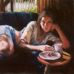 Alexandra Contented