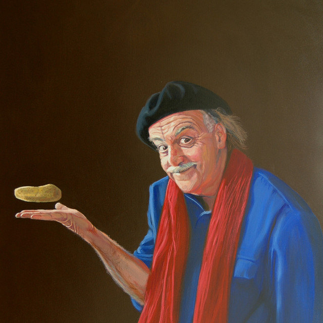 Ian Pomme De Terre (Ian Parmenter)