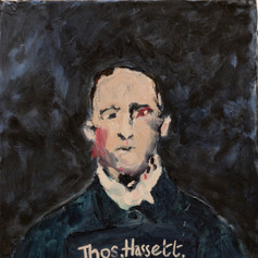 Thomas Hassett. Fenian.