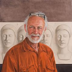 The Sculptor Nistal Prem de Boer