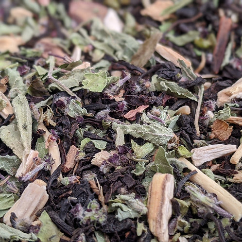 Organic Tulsi Chai 8 oz