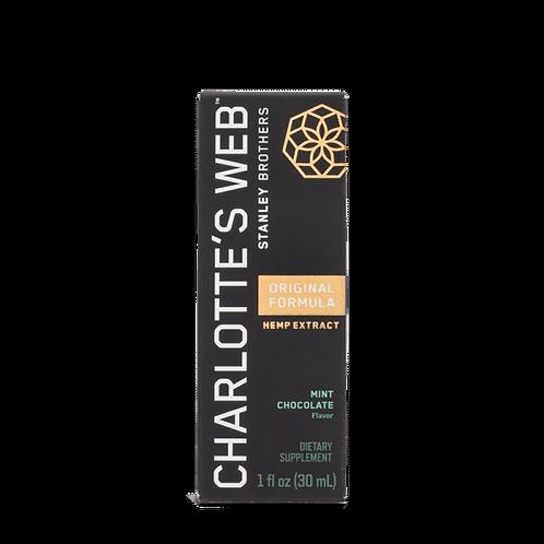 Charlotte's Web Hemp Extract - Mint Chocolate - 60mg (30 mL)