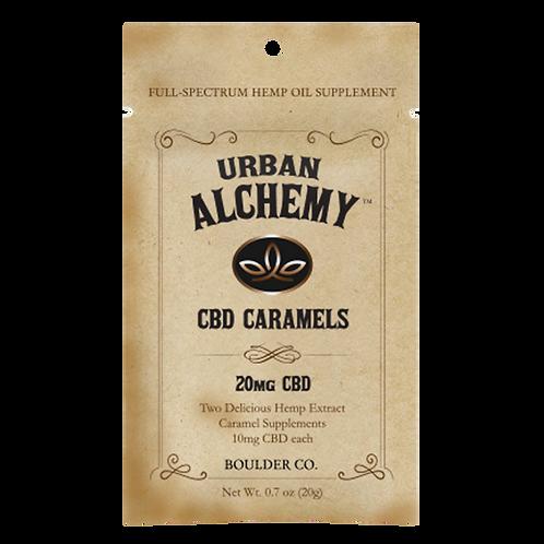 Urban Alchemy CBD Caramels