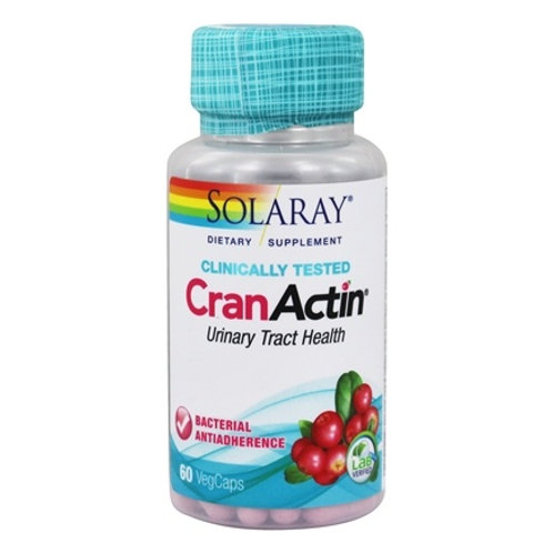 Solaray CranActin Cranberry Extract 60 count