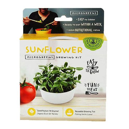Handy Pantry Sunflower Microgreen Kit