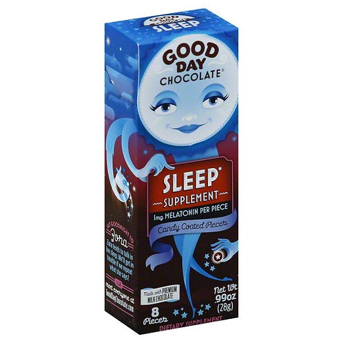 Good Day Chocolate Sleep 8CT