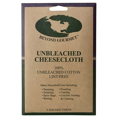 Beyond Gourmet Unbleached Cheese Cloth