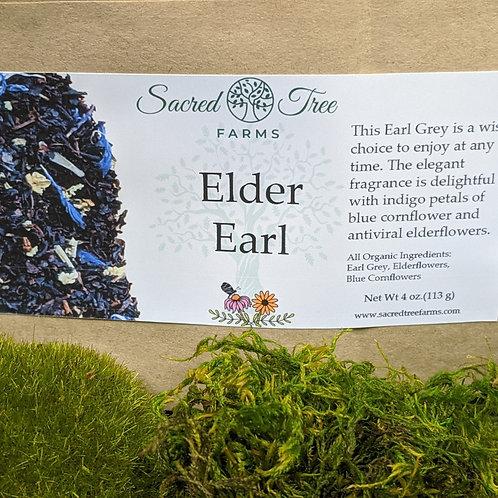 Elder Earl Organic 4 oz