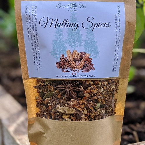Organic Mulling Spices