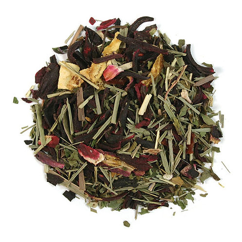 Citrus Hibiscus with a hint of Mint Organic (4oz)