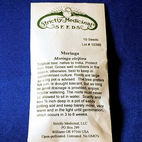 Moringa (Moringa oleifera) seeds