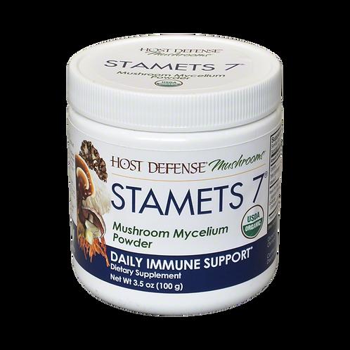Stamets 7 Powder - Host Defense Mushrooms Stamets 7® Powder