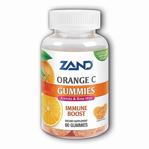 Zand Vitamin C Gummies 60 Count