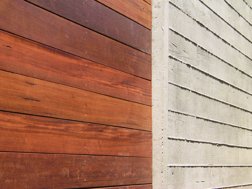 Whitley Terrace Siding Conc Detail