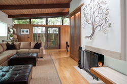 Park Oak Living Room