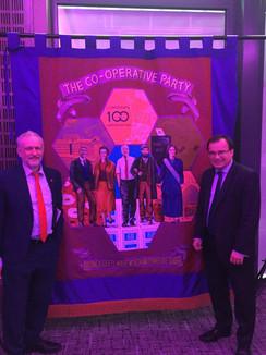Corbyn Coop Banner
