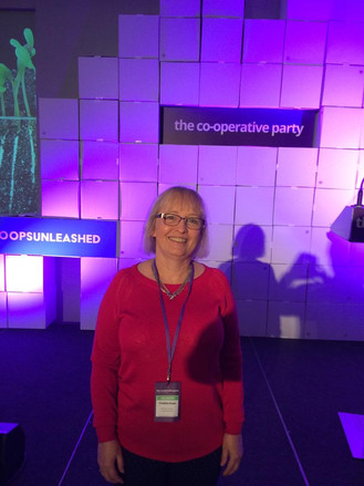 MARY SHEEN AT Coop Conf 2018
