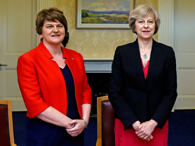 Ulster Says No – Again