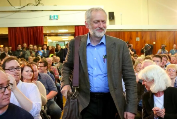 Jeremy Corbyn – 'I don't back Labour candidates in Northern Ireland'
